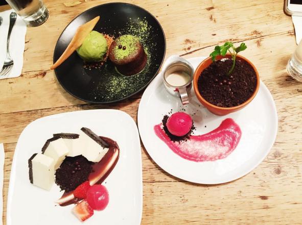 spot dessert