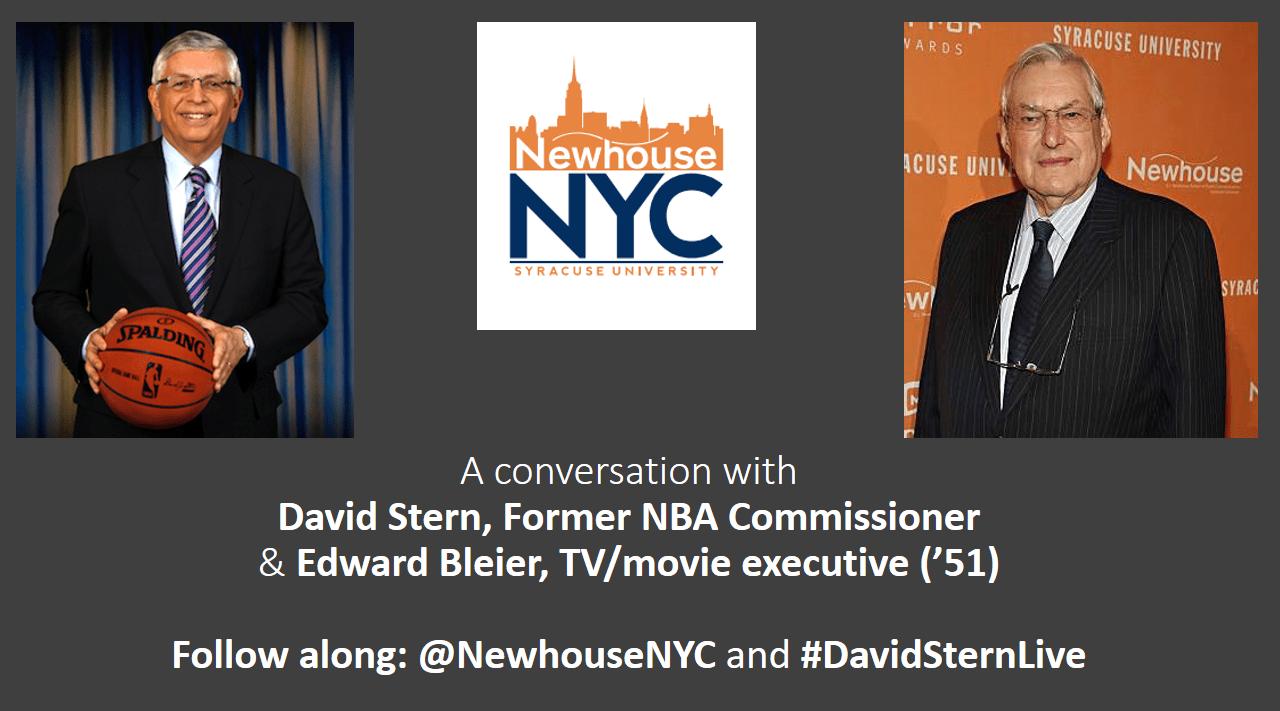 David-Stern-event